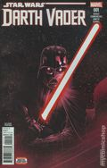 Star Wars Darth Vader (2017 Marvel 2nd Series) 1F