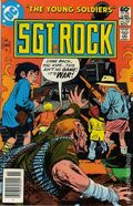 Sgt. Rock (1977) Mark Jewelers 358MJ