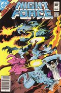 Night Force (1982 1st Series) Mark Jewelers 14MJ