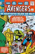 Avengers (1999) Facsimile German Edition 1A