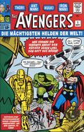 Avengers (1999) German Fascimile Edition 1A.GOLD