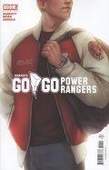 Go Go Power Rangers (2017 Boom) 1B