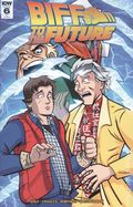 Back to the Future Biff to the Future (2016 IDW) 6RI