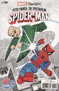 Peter Parker Spectacular Spider-Man (2017) 1K