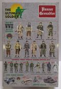 Ultimate Soldier Action Figure (1990 21st Century Toys) #CP22110