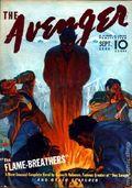 Avenger (1939-1942 Street & Smith) The Avenger Pulp Vol. 2 #6