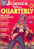 Science Fiction Quarterly (1952) Pulp UK 1