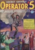 Operator #5 (1934-1939 Popular Publications) Pulp Vol. 9 #3