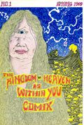 Kingdom of Heaven is Within You (1969 Print Mint) 1-1ST