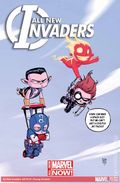 All New Invaders (2013) 1E