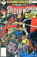 Spider-Woman (1978-1983 1st Series) Whitman Variants 11