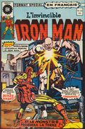 Iron Man (French Series 1972 L'Invincible Iron Man) 40 (85)