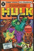 Incredible Hulk (French Series L'Incroyable Hulk 1968) 62 (203)