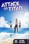 Attack on Titan GN (2012- Kodansha Digest) 22-1ST