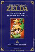 Legend of Zelda The Minish Cap/Phantom Hour Glass GN (2017 Viz) Legendary Edition 1-1ST
