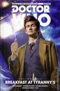 Doctor Who Facing Fate HC (2017- Titan Comics) The Tenth Doctor Adventures Year Three 1-1ST
