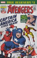 True Believers Kirby 100th Captain America Lives Again (2017) 1