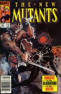 New Mutants (1983 1st Series) Canadian Price Variant 29