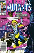 New Mutants (1983 1st Series) Canadian Price Variant 34