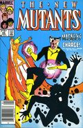 New Mutants (1983 1st Series) Canadian Price Variant 35