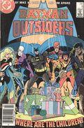 Batman and the Outsiders (1983) Mark Jewelers 8MJ