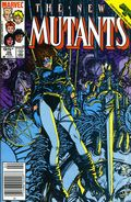 New Mutants (1983 1st Series) Canadian Price Variant 36
