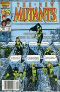 New Mutants (1983 1st Series) Canadian Price Variant 38