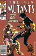 New Mutants (1983 1st Series) Canadian Price Variant 41