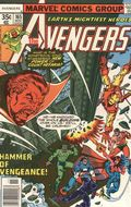 Avengers (1963 1st Series) Whitman Variants 165