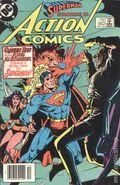Action Comics (1938 DC) Mark Jewelers 562MJ