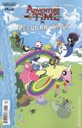 Adventure Time Regular Show (2017 Boom) 1B