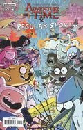 Adventure Time Regular Show (2017 Boom) 1SUB