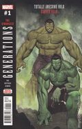 Generations Banner Hulk and Totally Awesome Hulk (2017) 1A