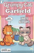 Grumpy Cat Garfield (2017 Dynamite) 1D