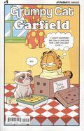 Grumpy Cat Garfield (2017 Dynamite) 1F