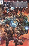Hasbro Heroes Sourcebook (2017 IDW) 2