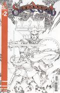 Swordquest (2017 Dynamite) 2D
