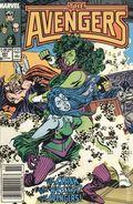 Avengers (1963 1st Series) Mark Jewelers 297MJ