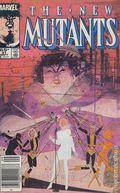 New Mutants (1983 1st Series) Mark Jewelers 31MJ