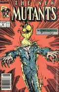 New Mutants (1983 1st Series) Mark Jewelers 64MJ