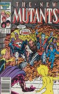 New Mutants (1983 1st Series) Mark Jewelers 46MJ