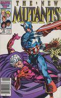 New Mutants (1983 1st Series) Mark Jewelers 40MJ