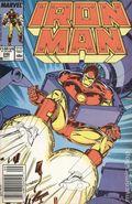 Iron Man (1968 1st Series) Mark Jewelers 246MJ