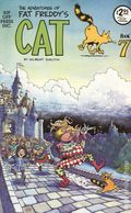 Adventures of Fat Freddy's Cat (1977-1992 Rip Off Press) #7, 1st Printing