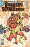 Legion of Super-Heroes (1980 2nd Series) Mark Jewelers 286MJ