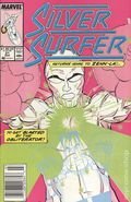 Silver Surfer (1987 2nd Series) Mark Jewelers 21MJ