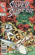 Silver Surfer (1987 2nd Series) Mark Jewelers 13MJ