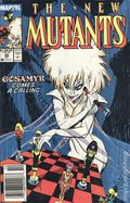 New Mutants (1983 1st Series) Mark Jewelers 68MJ