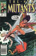 New Mutants (1983 1st Series) Mark Jewelers 55MJ