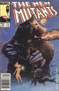 New Mutants (1983 1st Series) Mark Jewelers 19MJ